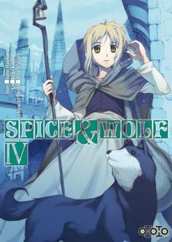 Spice & Wolf T.4