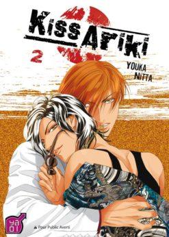 Kiss Ariki T.2