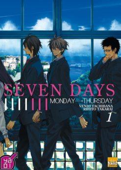 Seven Days - série complète