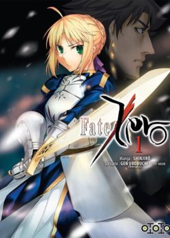 Fate/Zero T.1