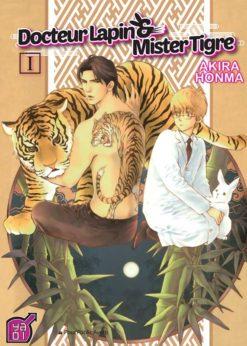 Docteur Lapin et Mister Tigre T.1