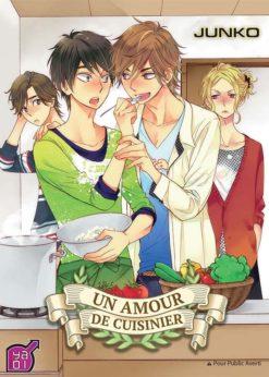 Un amour de cuisinier