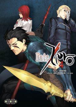 Fate/Zero T.4