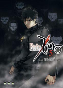 Fate/Zero T.5