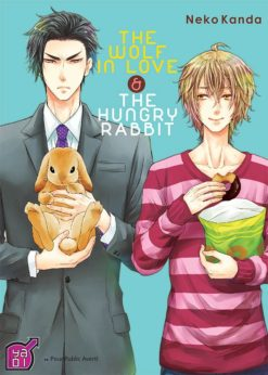 The wolf in love and the hungry rabbit