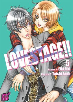 Love Stage T.5
