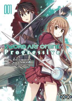 Sword Art Online Progressive T.1