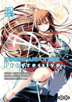 Sword Art Online Progressive T.3