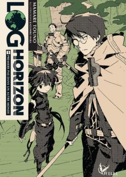 Log Horizon T.1 (Roman)