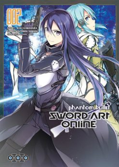 Sword Art Online - Phantom Bullet T.2