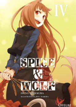 Spice & Wolf T.4 (Roman)
