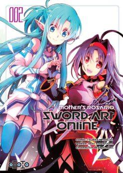 Sword Art Online - Mother's Rosario T.2