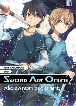 Sword Art Online T.5 (Roman)
