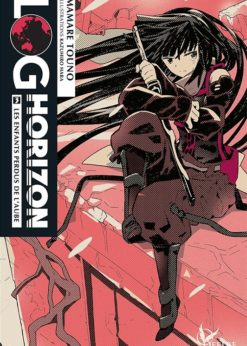 Log Horizon T.3 (Roman)