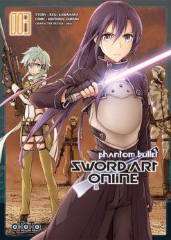 Sword Art Online - Phantom Bullet T.3