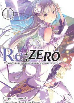 Re:Zero T.1 (Roman)