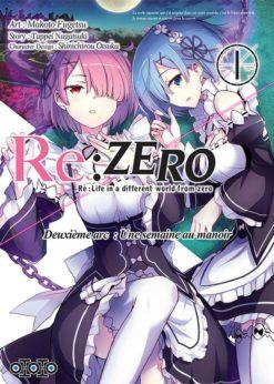Re:Zero - Deuxieme arc T.1