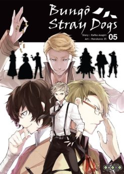 Bungô Stray Dogs T.5