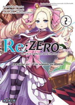 Re:Zero - Deuxième arc T.2