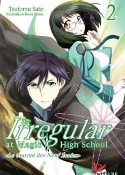 The Irregular at Magic High School T.2