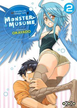 Monster Musume T.2