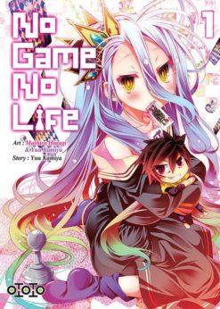 No Game No Life T.1