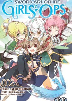Sword Art Online - Girls' Ops T.2