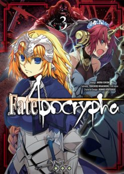 Fate/Apocrypha T.3