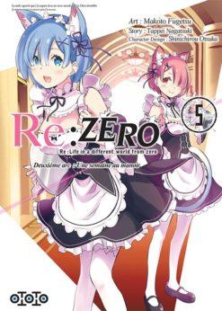 Re:Zero - Deuxième arc T.5 (Manga)