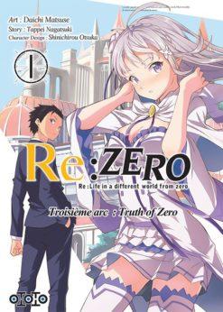 Re:Zero - Troisième arc T.1