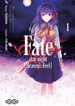 Fate/Stay Night [Heaven's Feel] T.1