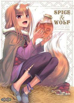 Artbook Spice & Wolf - The tenth year Calvados