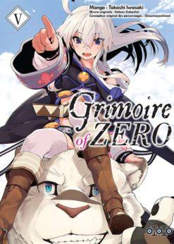 Grimoire of Zero T.5