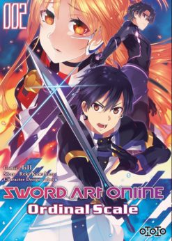 Sword Art Online Ordinal Scale T.2