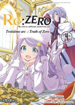 Re:Zero - Troisième arc T.4