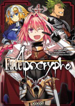 Fate/Apocrypha T.4