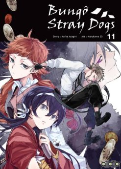 Bungô Stray Dogs T.11