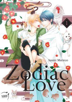 Zodiac Love T.1