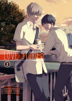 Love Stories T.2
