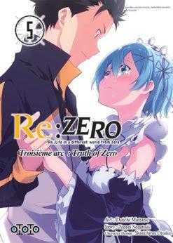 Re:Zero - Troisième arc T.5