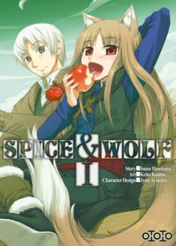 Spice & Wolf - série complète