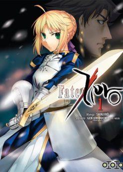 Fate/Zero - série complète