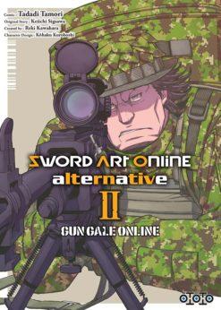 Sword Art Online Alternative - Gun Gale Online T.2