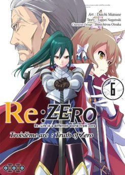 Re:Zero - Troisième arc T.6 (Manga)