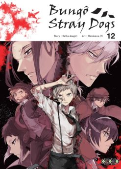 Bungô Stray Dogs T.12