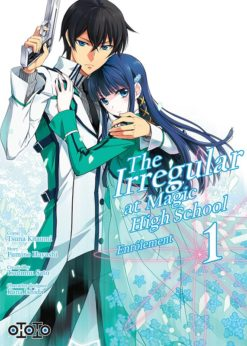 The Irregular at Magic High School - Enrôlement T.1 (manga)