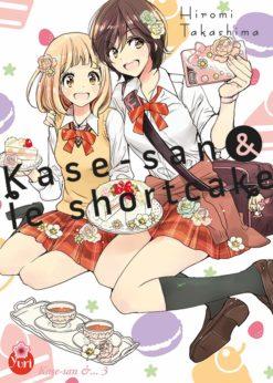 Kase-san & le shortcake (T.3)