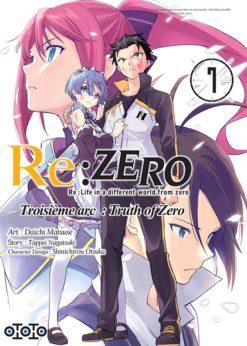 Re:Zero - Troisième arc T.7 (Manga)