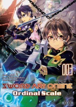 Sword Art Online Ordinal Scale T.3