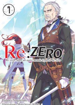 Re:Zero T.7 (Roman)